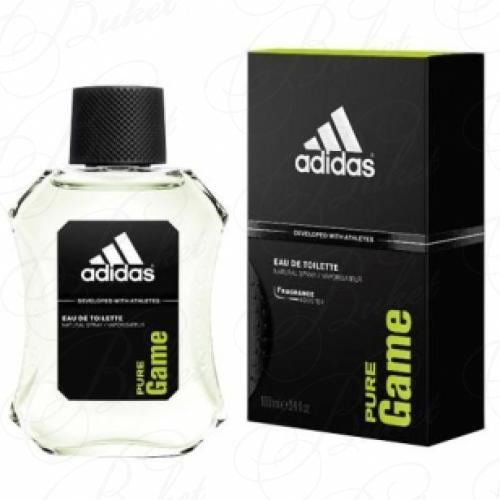 Туалетная вода Adidas PURE GAME 100ml edt