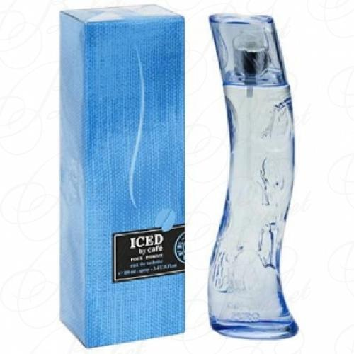 Тестер Cafe-Cafe PURO ICED POUR HOMME 50ml edt TESTER