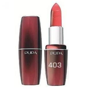 Помада для губ PUPA MAKE UP PUPA VOLUME №403 Euphoria Red/Темно-красный