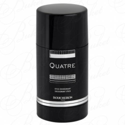 Дезодорант стик Boucheron QUATRE POUR HOMME deo-stick 75ml