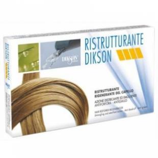 Комплекс для волос DIKSON RISTRUTTURANTE 12шт