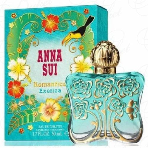 Туалетная вода Anna Sui ROMANTICA EXOTICA 30ml edt