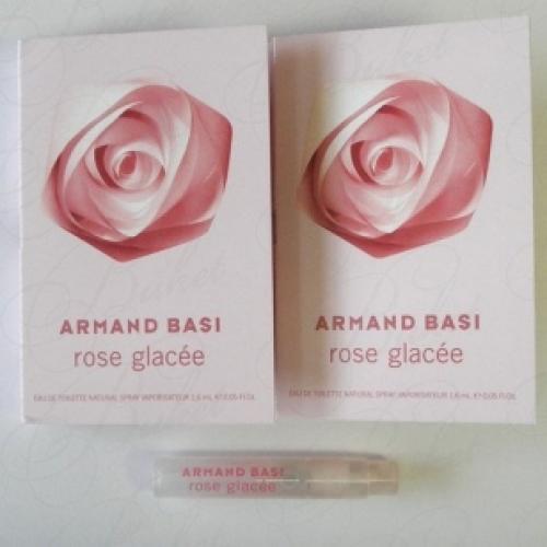 Пробники Armand Basi ROSE GLACEE 1.6ml edt