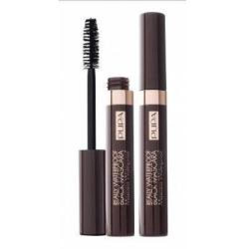 COLLECTION Тушь для ресниц PUPA MAKE UP REALLY WATERPROOF BLACK MASCARA №01