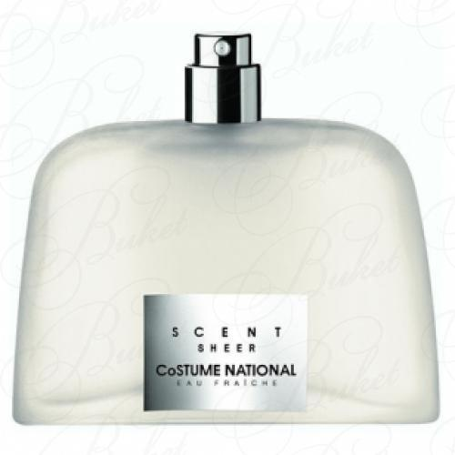Парфюмерная вода Costume National SCENT SHEER 100ml edp