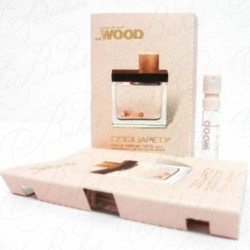 Пробники DSquared2 SHE WOOD 1.5ml edp