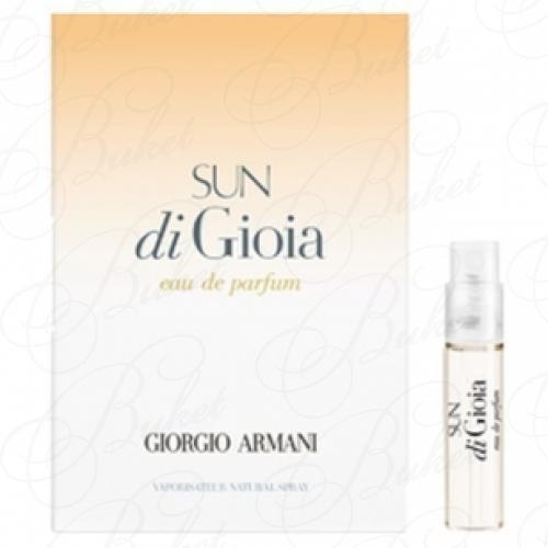 Пробники Armani SUN DI GIOIA 1.5ml edp