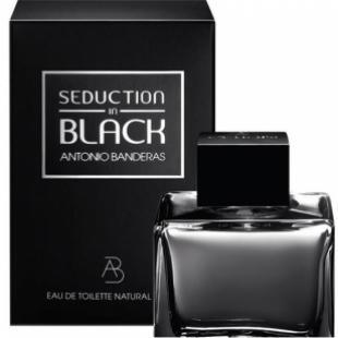 Antonio Banderas SEDUCTION IN BLACK 100ml edt TESTER
