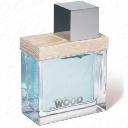 Парфюмерная вода DSquared2 SHE WOOD CRYSTAL CREEK WOOD 50ml edp