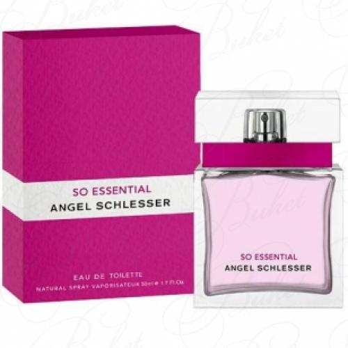 Туалетная вода Angel Schlesser SO ESSENTIAL 50ml edt