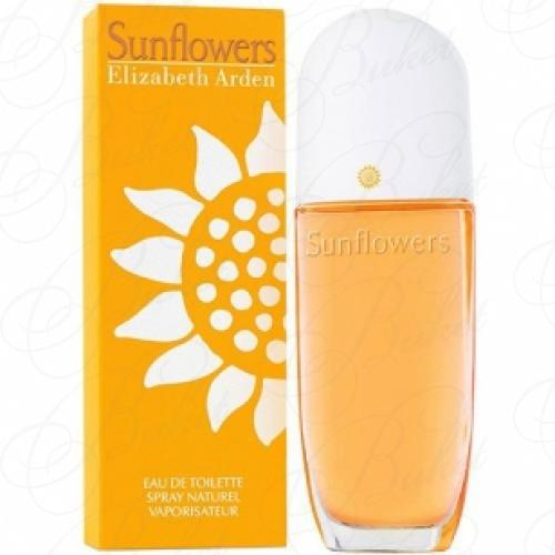 Туалетная вода Elizabeth Arden SUNFLOWERS 30ml edt