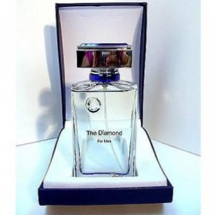 Cindy Crawford THE DIAMOND MEN 100ml edp