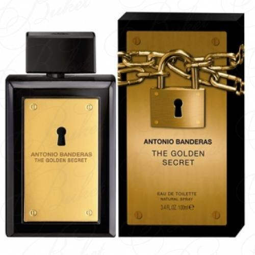 Туалетная вода Antonio Banderas THE GOLDEN SECRET 200ml edt