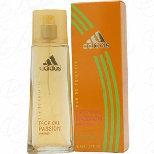 Туалетная вода Adidas TROPICAL PASSION 50ml edt