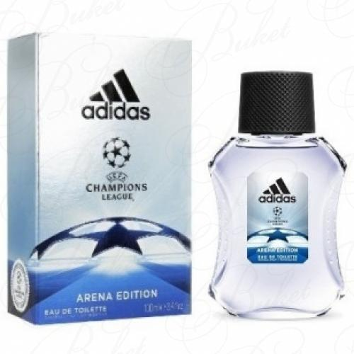 Туалетная вода Adidas UEFA CHAMPIONS LEAGUE ARENA EDITION 100ml edt