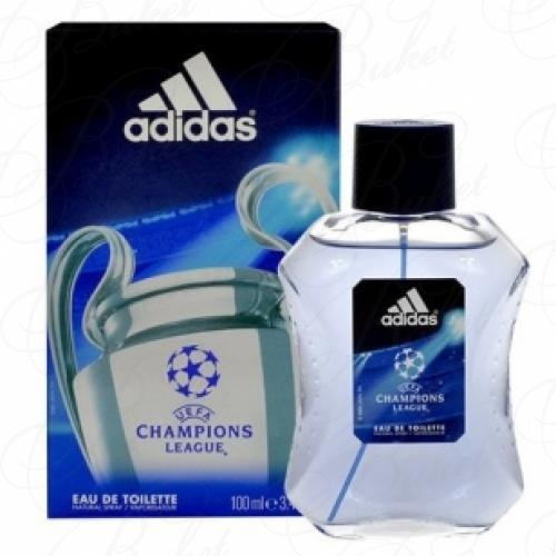 Туалетная вода Adidas UEFA CHAMPIONS LEAGUE 100ml edt