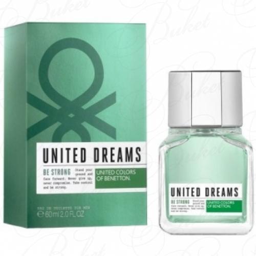 Тестер Benetton UNITED DREAMS BE STRONG 100ml edt TESTER