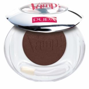 Тени для век PUPA MAKE UP VAMP! COMPACT EYESHADOW №105 Chocolate TESTER (прозрачная пластиковая упаковка)