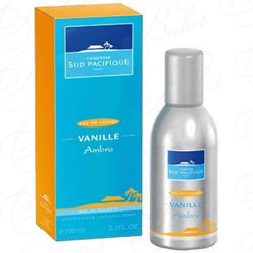 Туалетная вода Comptoir Sud Pacifique VANILLE AMBRE 100ml edt