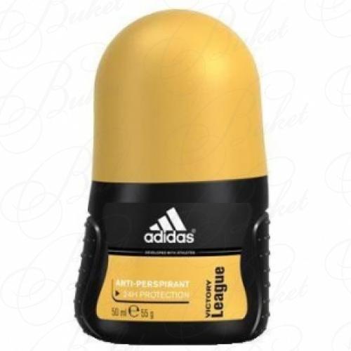 Дезодорант роликовый Adidas VICTORY LEAGUE deo-roll 50ml
