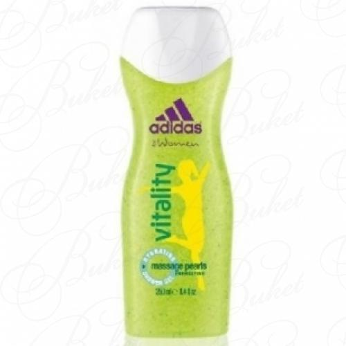 Гель для душа Adidas VITALITY MASSAGE PEARLS sh/gel 250ml