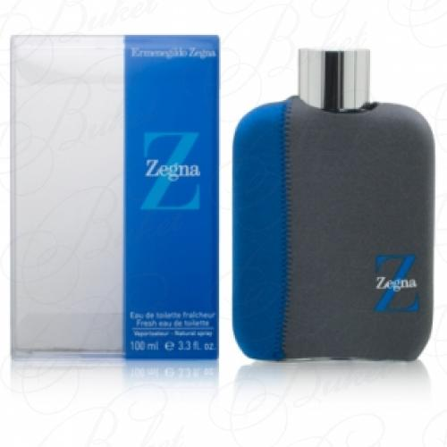 Туалетная вода Ermenegildo Zegna Z ZEGNA FRESH 100ml edt