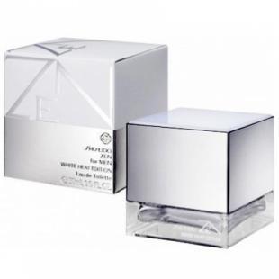 Shiseido ZEN FOR MEN WHITE HEAT EDITION 50ml edt TESTER