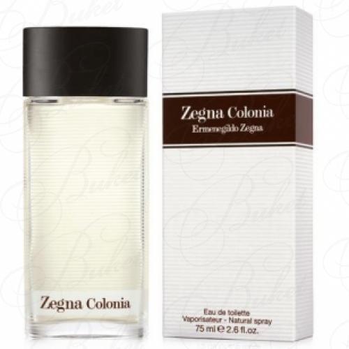 Тестер Ermenegildo Zegna ZEGNA COLONIA 125ml edt TESTER