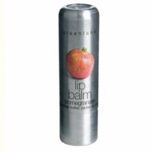 Бальзам для губ GREENLAND BALM&BUTTER LIP BALM Pomegranate/Гранат 4.8ml