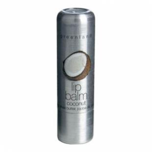 Бальзам для губ GREENLAND BALM&BUTTER LIP BALM Coconut/Кокос 4.8ml