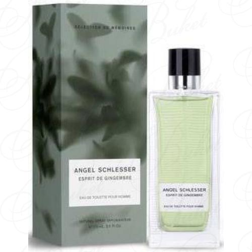 Туалетная вода Angel Schlesser ESPRIT DE GINGEMBRE FOR MEN 100ml edt