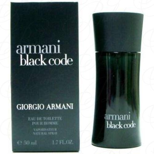 Туалетная вода Armani ARMANI CODE MEN 50ml edt