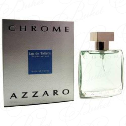 Туалетная вода Azzaro CHROME 30ml edt